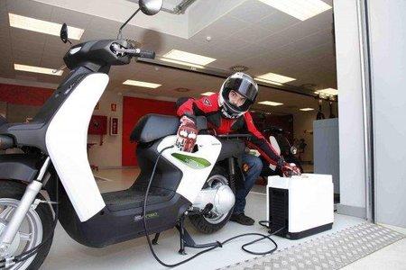 Motorpasión Moto en la presentación de la Honda EV-Neo
