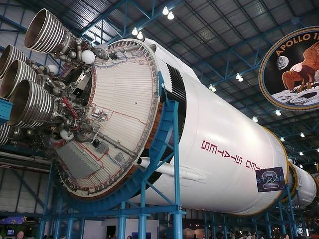 Depósito criogénico Saturno V