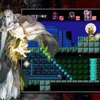 La versión retro de Bloodstained saldrá este mes a cargo de Inti Creates, ¡y parece un Castlevania de NES!