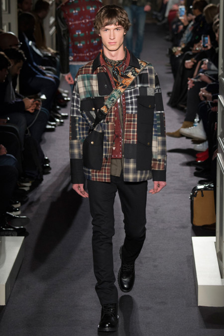 Valentino 2016 Fall Winter Mens Collection 071