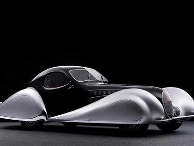 "Este Talbot-Lago T150-C SS ""gota de agua"" de 1937 rozará los 4 millones de euros en subasta"