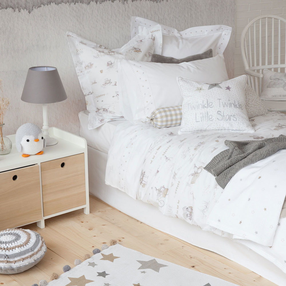 Foto de colecci n zara home kids oto o invierno 2015 2016 for Cortinas bebe zara home
