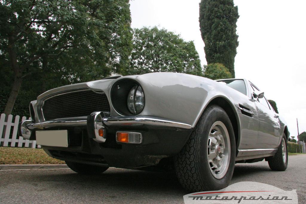 Foto de Aston Martin V8 de 1977 (11/16)
