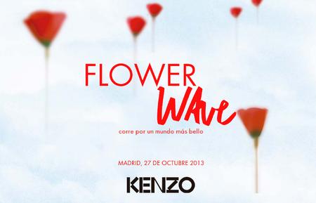 Flower wave de Kenzo