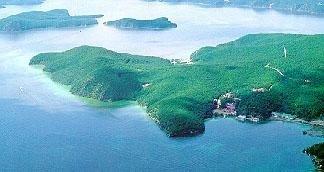 El lago Jingbo: Volcanes de belleza en la China