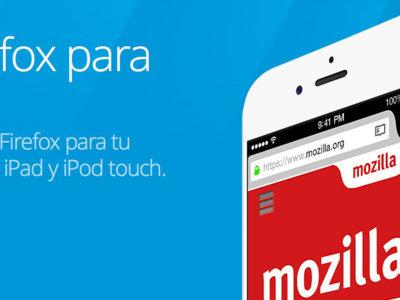 Después de una larga espera, Firefox ya está disponible para iOS