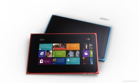 Nokia desmiente el rumor de la imagen filtrada de su tablet, a seguir esperando