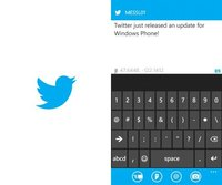 Twitter para Windows Phone ya incorpora notificaciones