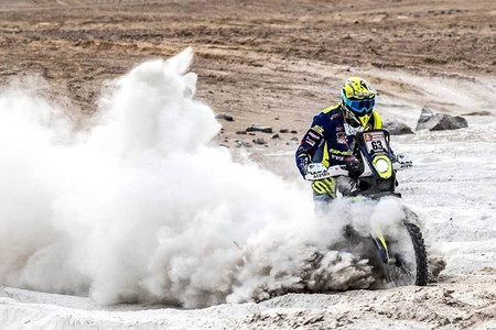 Lorenzo Santolino Dakar 2019