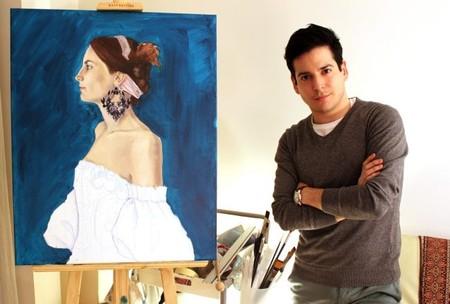 Manuel Cabello entre la moda y el arte: un artista en Chanel