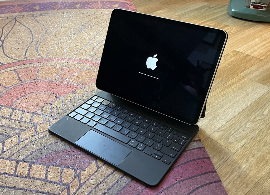 ¿Back to the Mac? El iPad cambia la orientación del logo al actualizar u encenderse con la beta de iPadOS 14.5