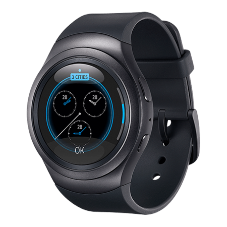 Gear S2 Personalize World Side