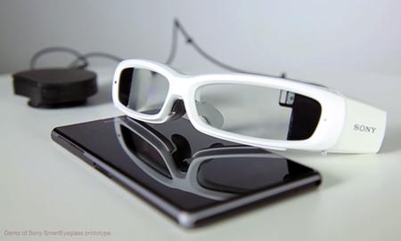 Sony nos regala más detalles de sus gafas SmartEyeglass y anuncia fecha de disponibilidad