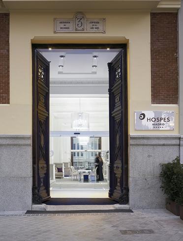 Hotel Hospes Madrid, mimos para el sueño
