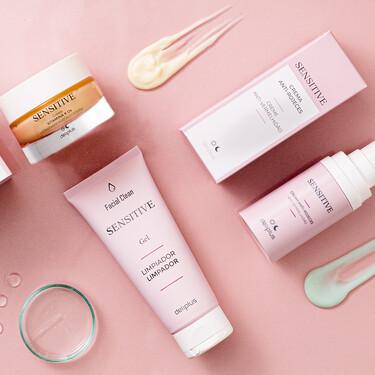 Mercadona apuesta por cuidar las pieles sensibles con una  línea de cosméticos de lo más interesante