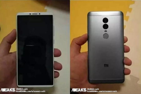 Xiaomiredminote5posible