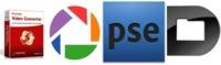 Actualizaciones de software: Photoshop Elements 8, Picasa 3.5, Youtube Video Converter y DefaultFolder X