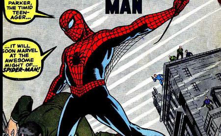 Spider-man comic 1
