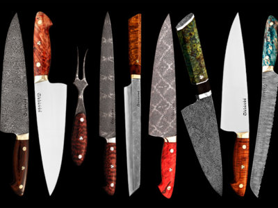 ¿Sabes cómo son fabricados los cuchillos de más alta calidad?