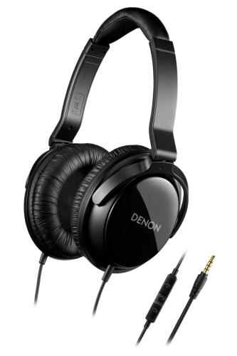 Denon AH-D310R, sonido cómodo y con manos libres integrado