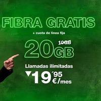 Amena hace permanentes los 20 GB de su promoción de verano