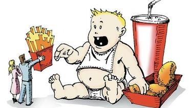 Los niños peor alimentados son menos inteligentes
