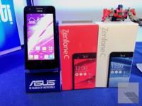 Asus Zenfone C, toda la información sobre el nuevo Android de Asus
