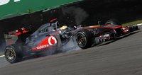 Lewis Hamilton, el más rápido en el Gran Premio de Brasil