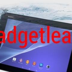 Foto 4 de 4 de la galería xperia-z2-tablet-leak en Xataka México