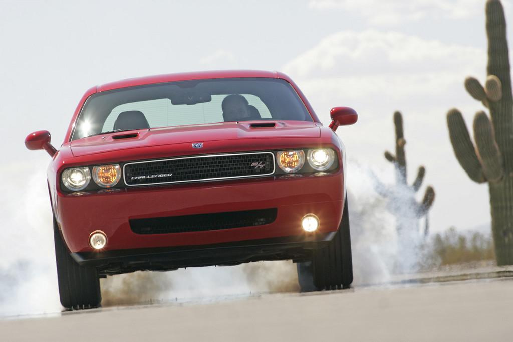 Foto de Dodge Challenger R/T (7/37)