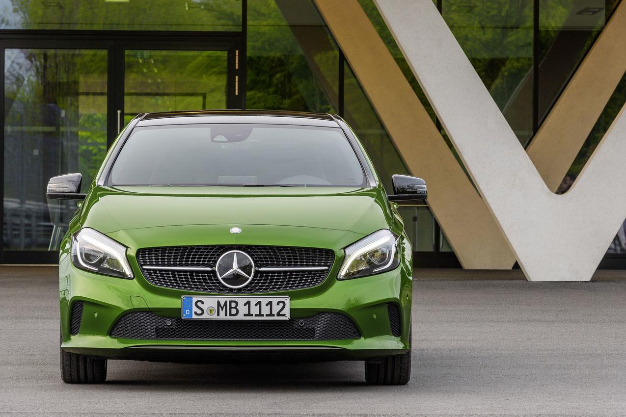 Foto de Mercedes-Benz Clase A 2015 (8/43)