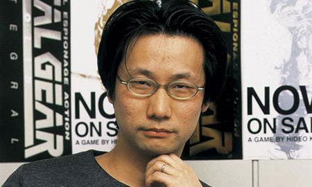 Hideo Kojima anda metido en dos proyectos a la vez