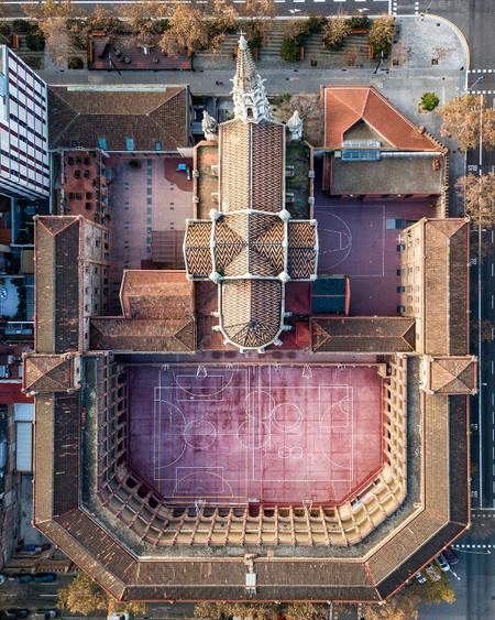 Barcelona From Above Marton Mogyorosy 03