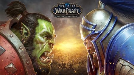 World of Warcraft: Battle for Azeroth es la expansión más rápidamente vendida con más de 3,4 millones