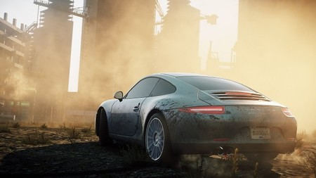 Hoy llega a nuestro país 'Need for Speed: Most Wanted'
