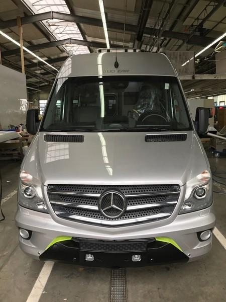 Hymer Duocar S Camper Van 7