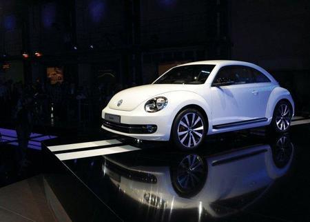 Volkswagen Beetle, novedad en el Salón del Automóvil de Barcelona