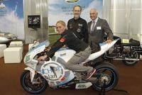 Katja Poengsen pilotará la Münch TTE en el TTXGP