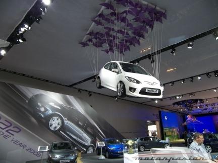 Curiosidades del British Motor Show 2008