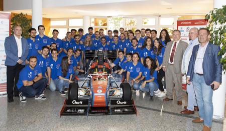 UPM Racing Formula Student 2019