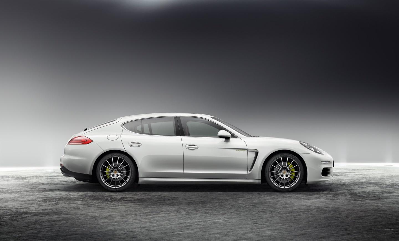 Foto de Porsche Panamera S E-Hybrid (6/11)
