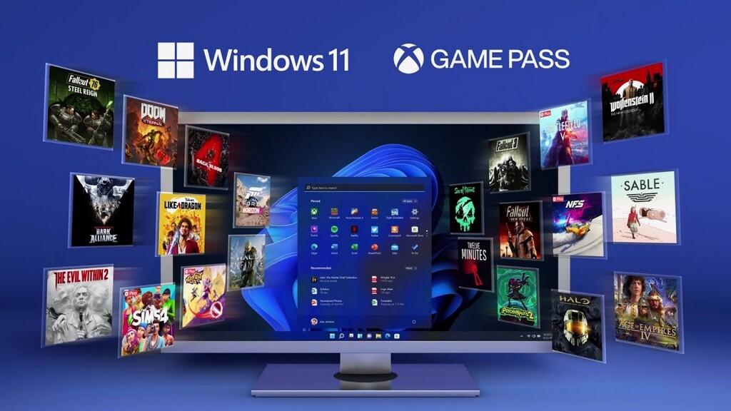 Windows 11 + Xbox Game Pass: así es el plan de Microsoft para continuar dominando el videojuego en PC