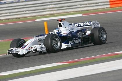 Kubica no está contento con sus neumáticos