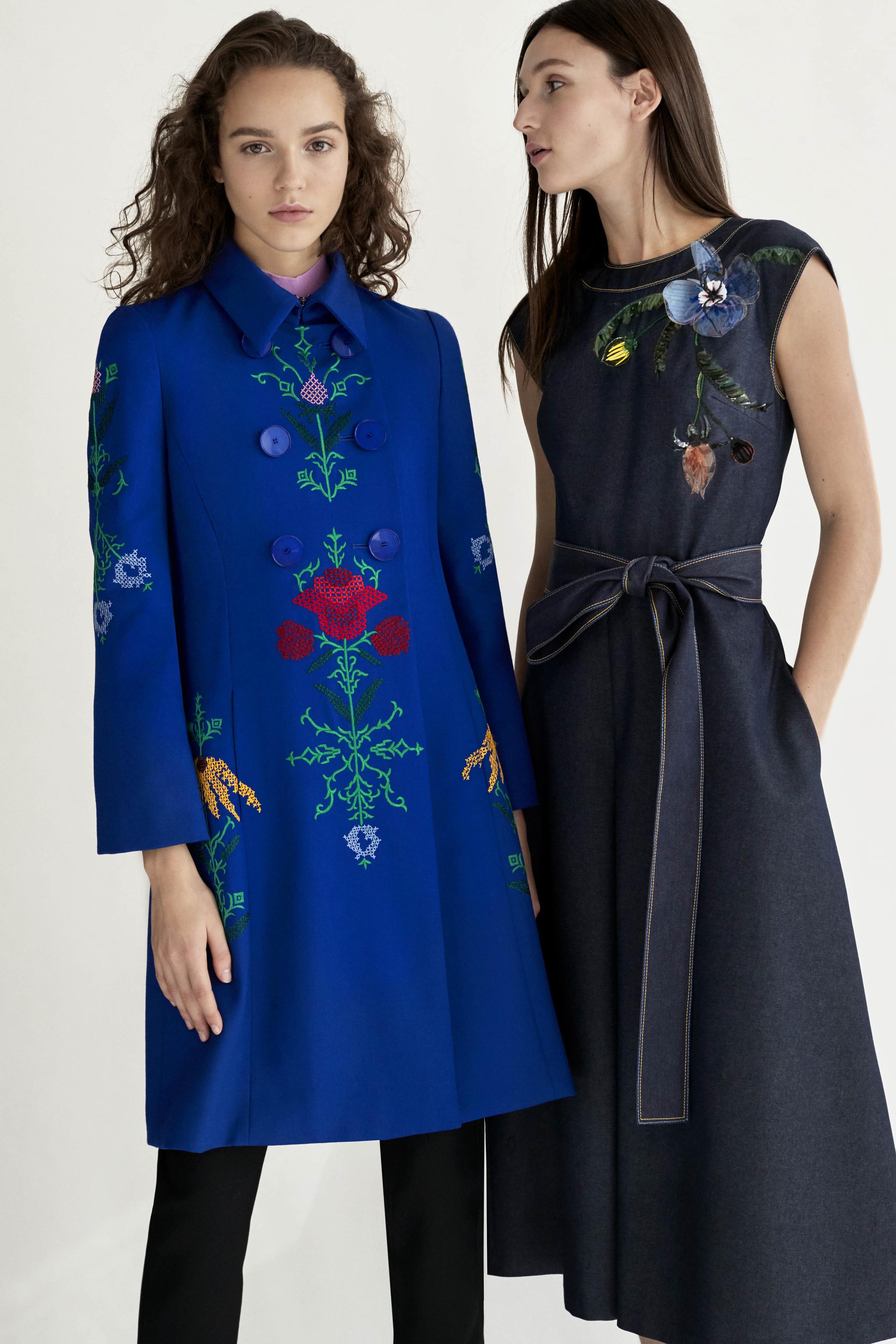 Foto de Carolina Herrera NY Pre Fall 2018: una maravillosa colección de Alta Costura (7/33)