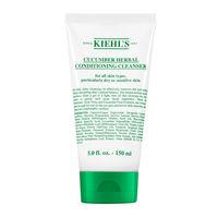 Atención pieles sensibles: Kiehl's lanza su nuevo Cucumber Herbal Conditioning Cleanser