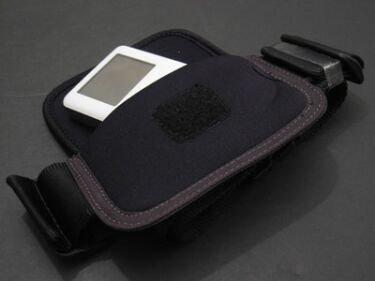 Music Belt, lleva tu iPod colgado en la cintura