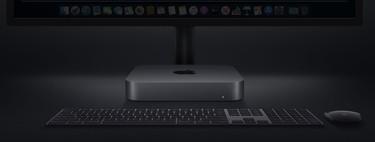 Apple actualiza el Mac mini con nuevos procesadores, memoria RAM y más almacenamiento