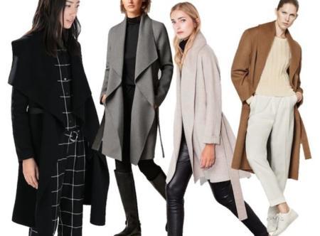 abrigos inditex otono