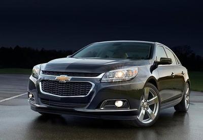Nuevo Chevrolet Malibu 2014: ¡Quiero ser un Impala!