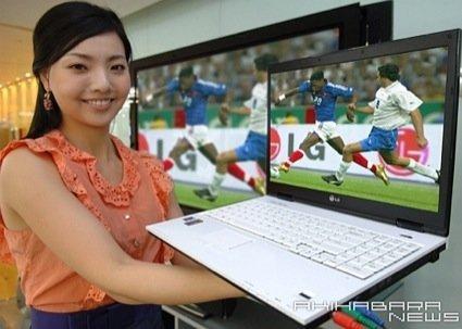 XNOTE S1-P555K de LG con HD DVD